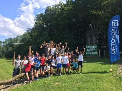 Teambuilding im Burgenland